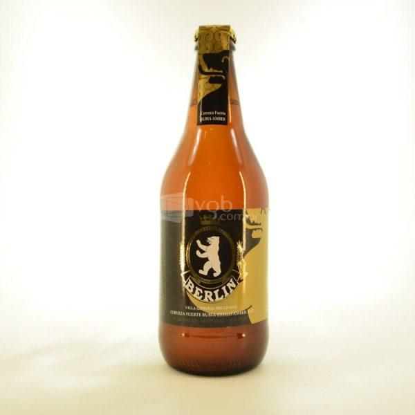 Villa General Belgrano - Berlín - Cerveza Artesanal estilo Amber Ale 1