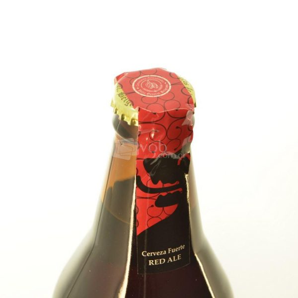 Villa General Belgrano - Berlín - Cerveza Artesanal estilo Red Ale 3