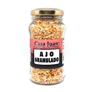 Villa General Belgrano - Casa Juan - Ajo Granulado