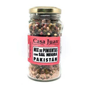 Villa General Belgrano - Casa Juan - Mix de Pimientas con Sal negra Pakistán