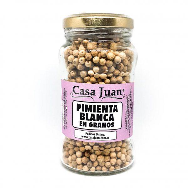 Villa General Belgrano - Casa Juan - Pimienta Blanca en Granos
