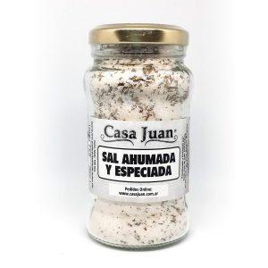 Villa General Belgrano - Casa Juan - Sal Ahumada y Especiada