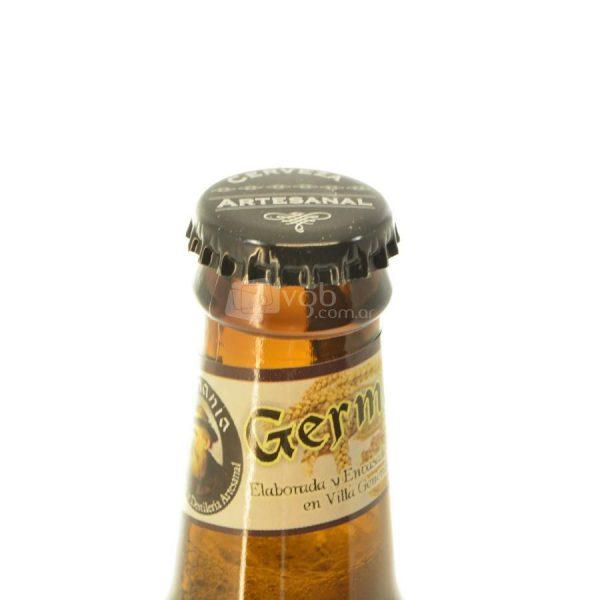 Villa General Belgrano - Germania - Cerveza Artesanal 330 cc y 660 cc