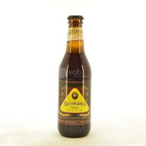 Villa General Belgrano - Germania - Cerveza Artesanal Negra 330 cc 1