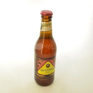 Villa General Belgrano - Germania - Cerveza Artesanal Roja 330 cc 2