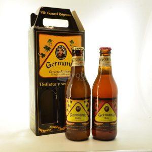 Villa General Belgrano - Germania - Pack de 2 Cervezas Artesanales 330 cc 1