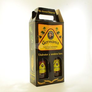 Villa General Belgrano - Germania - Pack de 2 Cervezas Artesanales 330 cc 2
