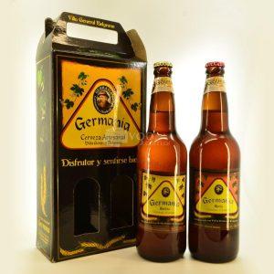 Villa General Belgrano - Germania - Pack de 2 Cervezas Artesanales 660 cc 1