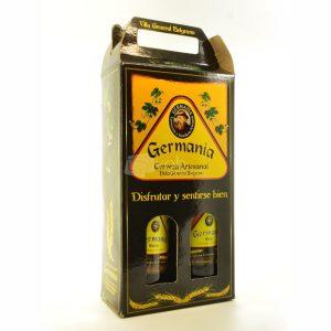 Villa General Belgrano - Germania - Pack de 2 Cervezas Artesanales 660 cc 2
