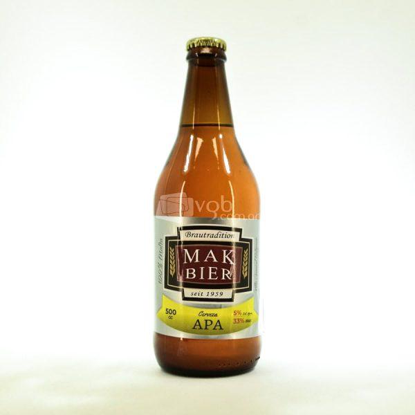 Villa General Belgrano - Mak Bier - Cerveza Artesanal estilo Apa 1
