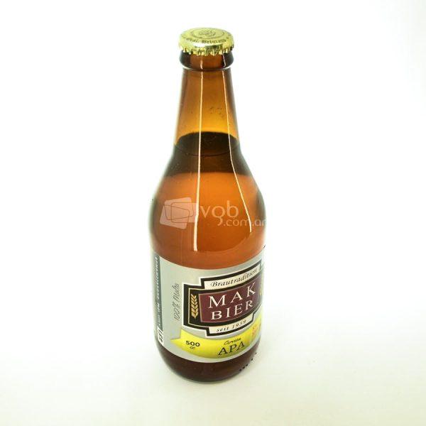 Villa General Belgrano - Mak Bier - Cerveza Artesanal estilo Apa 2