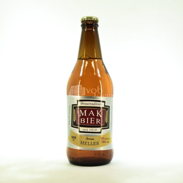 Villa General Belgrano - Mak Bier - Cerveza Artesanal estilo Helles 1