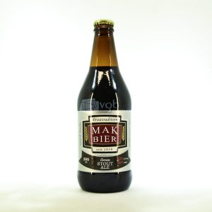 Villa General Belgrano - Mak Bier - Cerveza Artesanal estilo Stout Ale 1