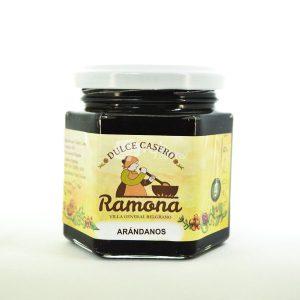 Villa General Belgrano - Ramona - Dulce de Arándanos 190 cc
