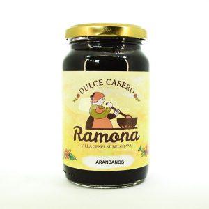 Villa General Belgrano - Ramona - Dulce de Arándanos 500 cc