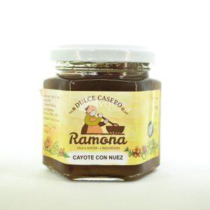 Villa General Belgrano - Ramona - Dulce de Cayote con Nuez 190 cc