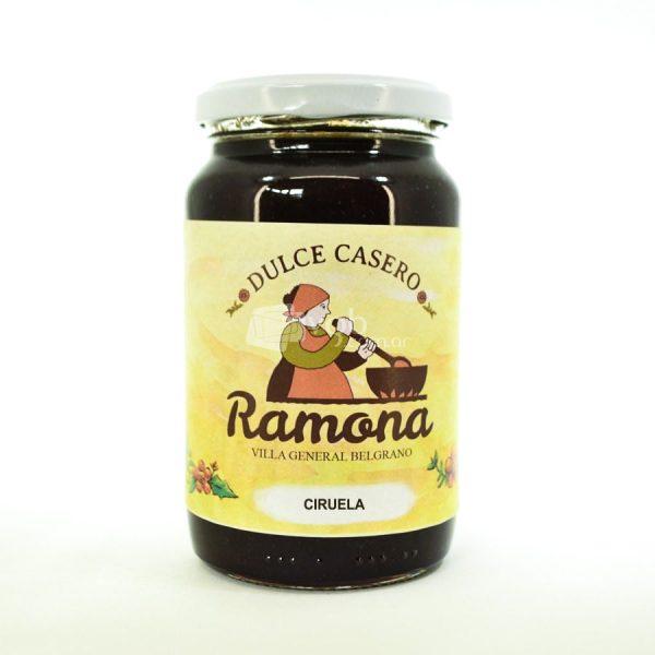 Villa General Belgrano - Ramona - Dulce de Ciruela 500 cc