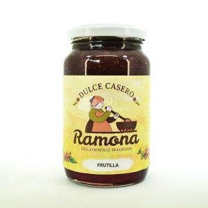Villa General Belgrano - Ramona - Dulce de Frutilla 500 cc