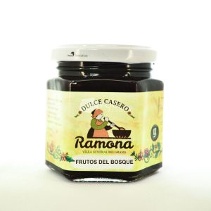 Villa General Belgrano - Ramona - Dulce de Frutos del Bosque 190 cc