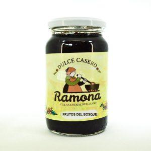 Villa General Belgrano - Ramona - Dulce de Frutos del Bosque 500 cc