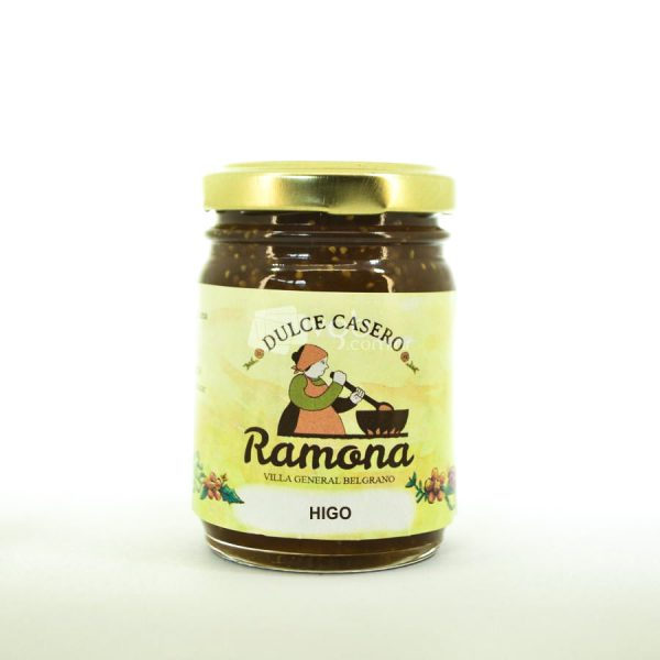 Villa General Belgrano - Ramona - Dulce de Higo 120 cc