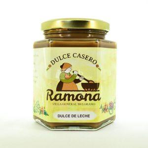 Villa General Belgrano - Ramona - Dulce de Leche 500 cc