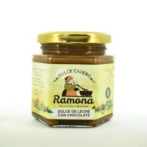 Villa General Belgrano - Ramona - Dulce de Leche con Chocolate 190 cc