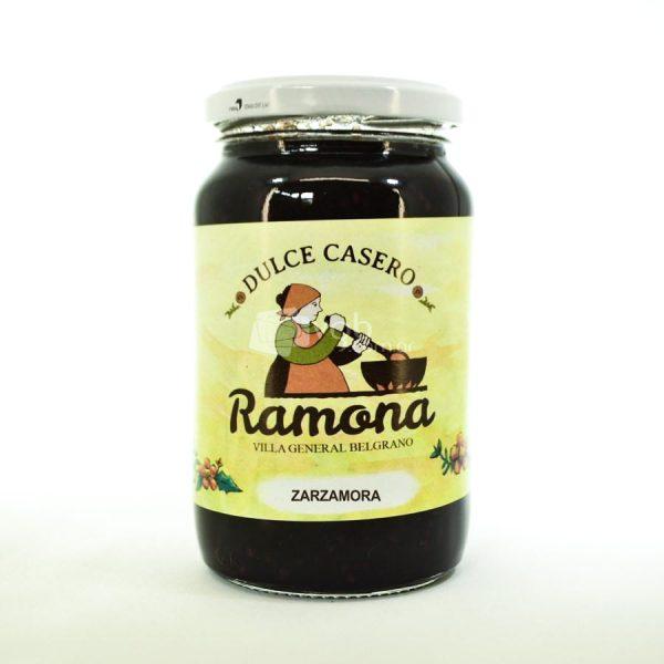 Villa General Belgrano - Ramona - Dulce de Zarzamora 500 cc