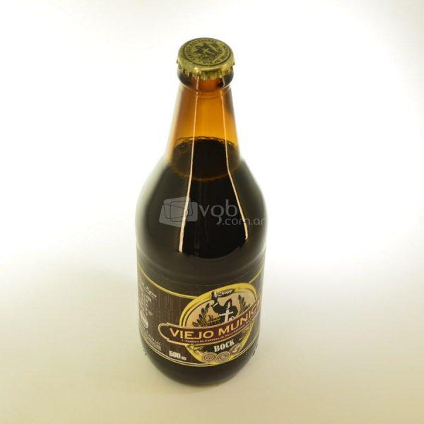 Villa General Belgrano - Viejo Munich - Bock - Cerveza Artesanal Negra 2