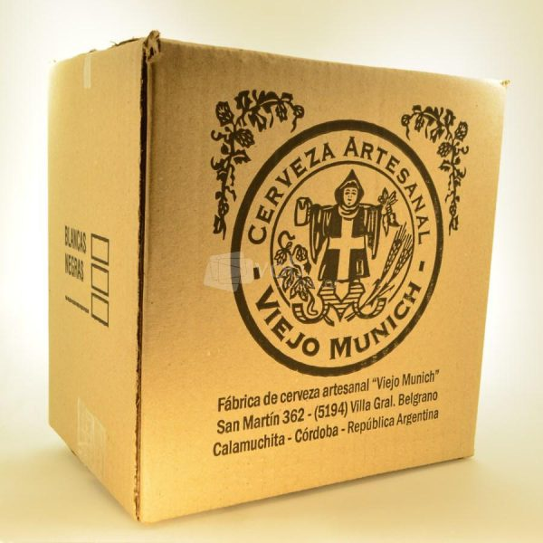 Villa General Belgrano - Viejo Munich - Caja de Cervezas Artesanales