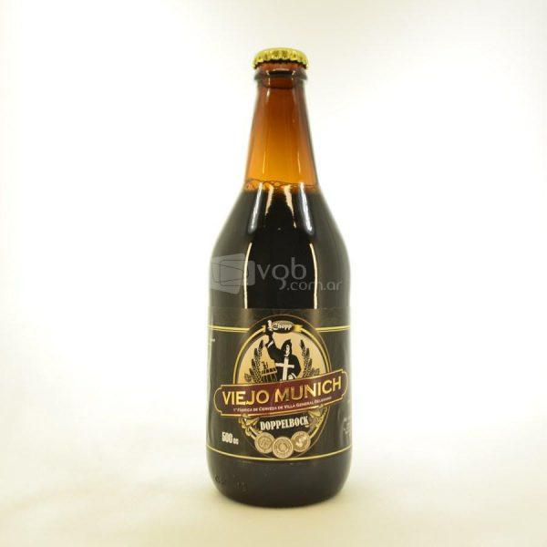 Villa General Belgrano - Viejo Munich - Doppelbock - Cerveza Artesanal Extra Negra 1