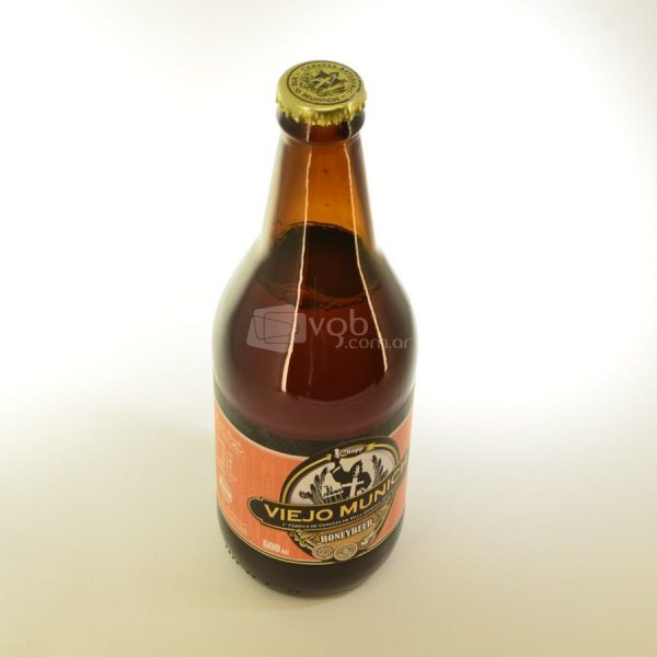 Villa General Belgrano - Viejo Munich - Honeybeer - Cerveza Artesanal Fuerte Rubia con Miel 2