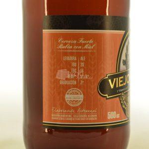 Villa General Belgrano - Viejo Munich - Honeybeer - Cerveza Artesanal Fuerte Rubia con Miel 3
