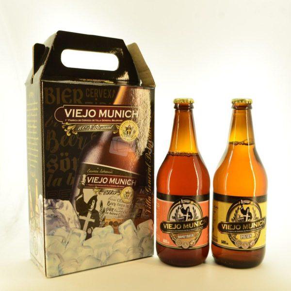 Villa General Belgrano - Viejo Munich - Pack de Cervezas Artesanales 1