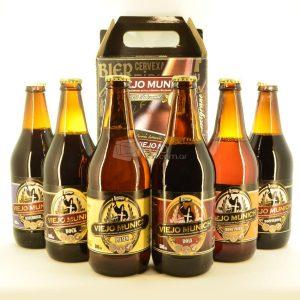 Villa General Belgrano - Viejo Munich - Pack de Cervezas Artesanales 2