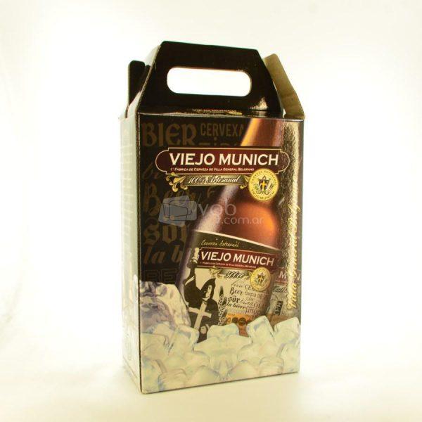 Villa General Belgrano - Viejo Munich - Pack de Cervezas Artesanales 3