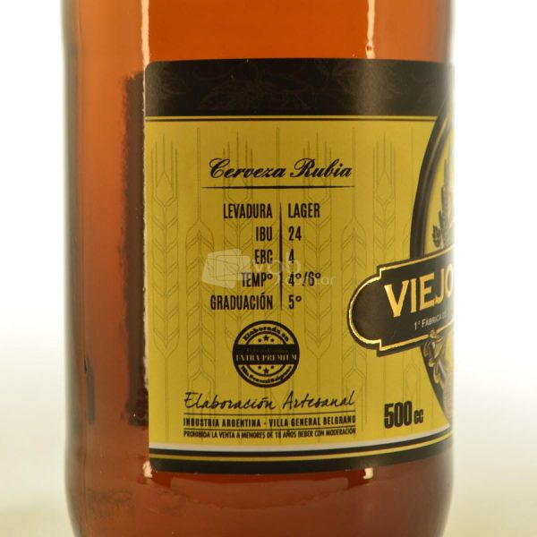 Villa General Belgrano - Viejo Munich - Pilsen - Cerveza Artesanal Rubia 3