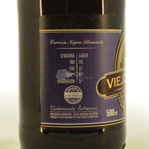 Villa General Belgrano - Viejo Munich - Rauchbier - Cerveza Artesanal Negra Ahumada 3