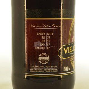 Villa General Belgrano - Viejo Munich - Roja - Cerveza Artesanal Extra Oscura 3