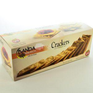 Villa General Belgrano - Banda Naranja - Crackers - Galletitas - Apto para Celiacos - Sin Gluten - Sin Tacc 1