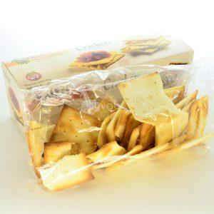 Villa General Belgrano - Banda Naranja - Crackers - Galletitas - Apto para Celiacos - Sin Gluten - Sin Tacc 2