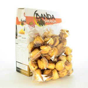 Villa General Belgrano - Banda Naranja - Galletitas Sabor Queso - Apto para Celiacos - Sin Gluten - Sin Tacc 2