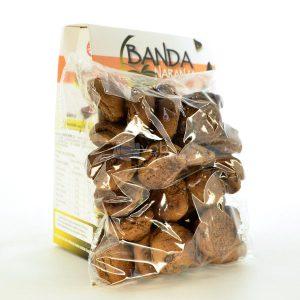 Villa General Belgrano - Banda Naranja - Galletitas de Chocolate con Chips - Apto para Celiacos - Sin Gluten - Sin Tacc 2