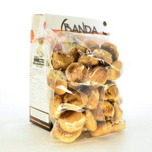 Villa General Belgrano - Banda Naranja - Galletitas de Coco con Chips de Chocolate - Apto para Celiacos - Sin Gluten - Sin Tacc 2