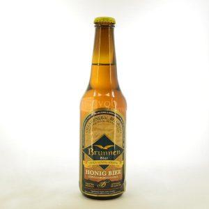 Villa General Belgrano - Brunnen - Honig Bier - Cerveza Artesanal Rubia con Miel 365 cc 1