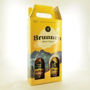 Villa General Belgrano - Brunnen - Pack de 2 Cervezas Artesanales de 365 cc 1
