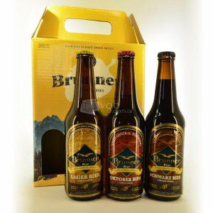 Villa General Belgrano - Brunnen - Pack de 3 Cervezas Artesanales de 365 cc 2