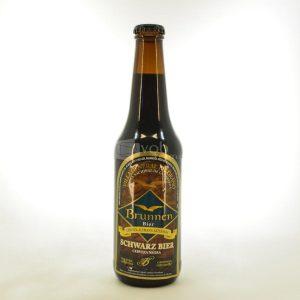 Villa General Belgrano - Brunnen - Schwarz Bier - Cerveza Artesanal Negra 365 cc 1