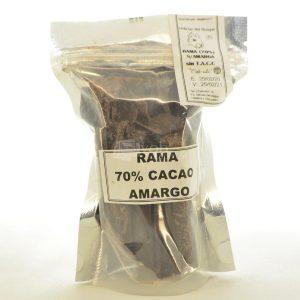 Villa General Belgrano - Delicias Del Bosque - Chocolate en Rama Negro Amargo 1