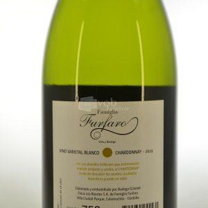 Villa General Belgrano - Famiglia Furfaro - Chardonnay - Vino Varietal Blanco 2
